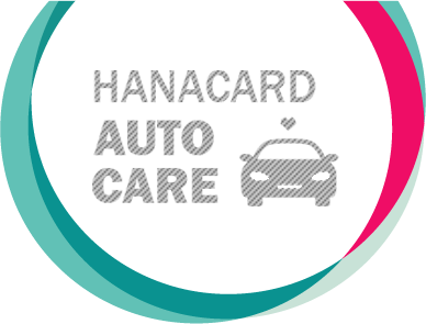 HANACARD. AUTO CARE